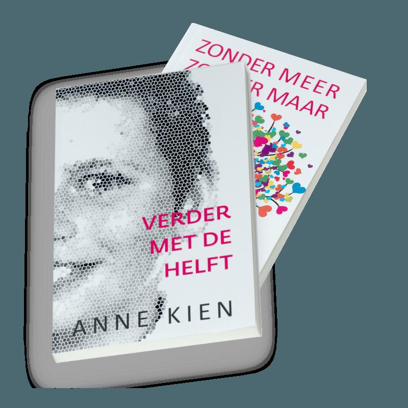 Anne Kien boeken