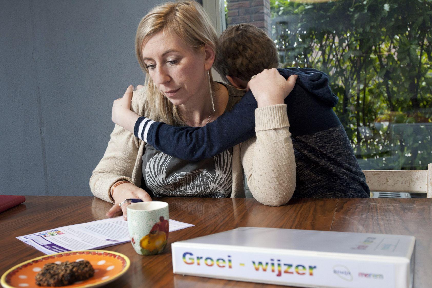 De zoon van Anne (41) had zware epilepsie: 'Je voelt je machteloos'