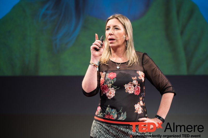 TEDx: Huilen kan altijd nog